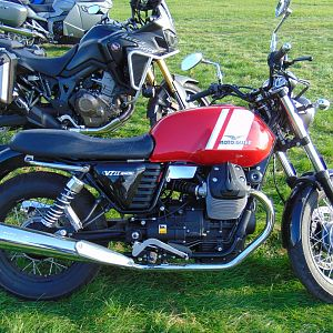 Staffordshire Classic Motorcycle Mechanics Show 2016