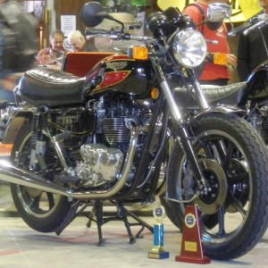 Best Triumph and Best Post 1970 Classic