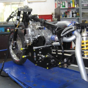 Will this be the fastest Velocette