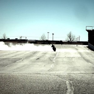 Drifting with Ernie