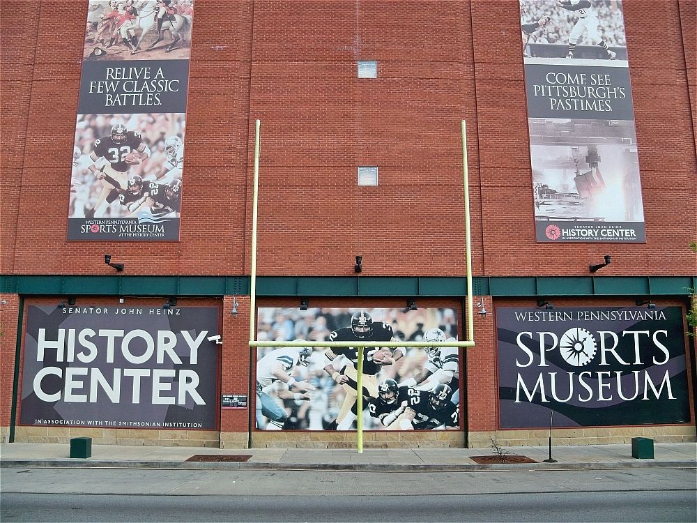 Heinz History Center & Sports Museum
